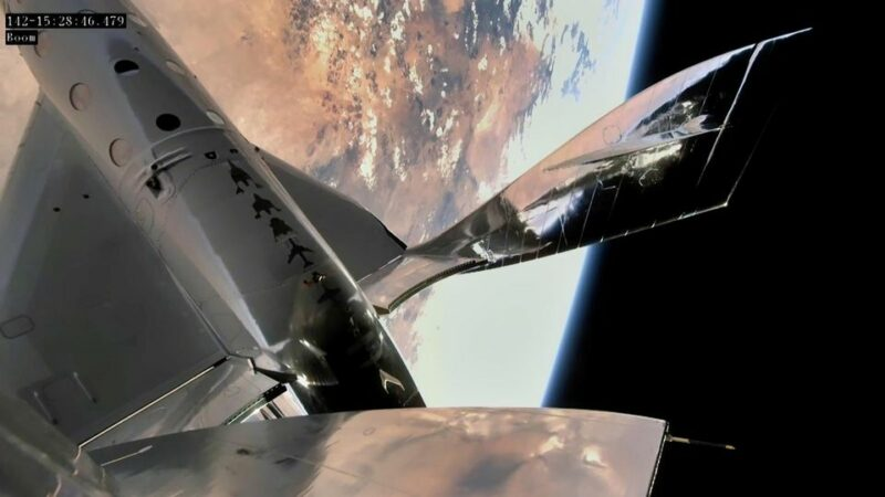 Virgin Galactic to fly researcher to space for conducting experiments