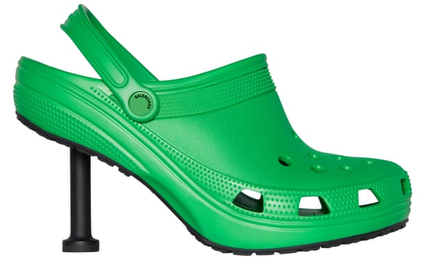 What a Croc! Why has Balenciaga ruined the world's most practical shoes?