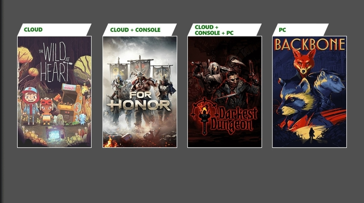Backbone, For Honor, and Darkest Dungeon coming to Xbox Game Pass in June
