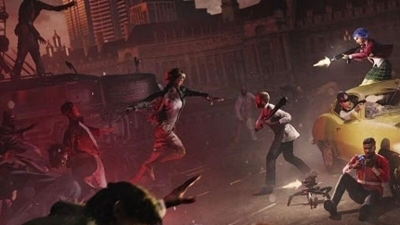Legion of the Dead is a standalone zombies mode released in alpha for PC today